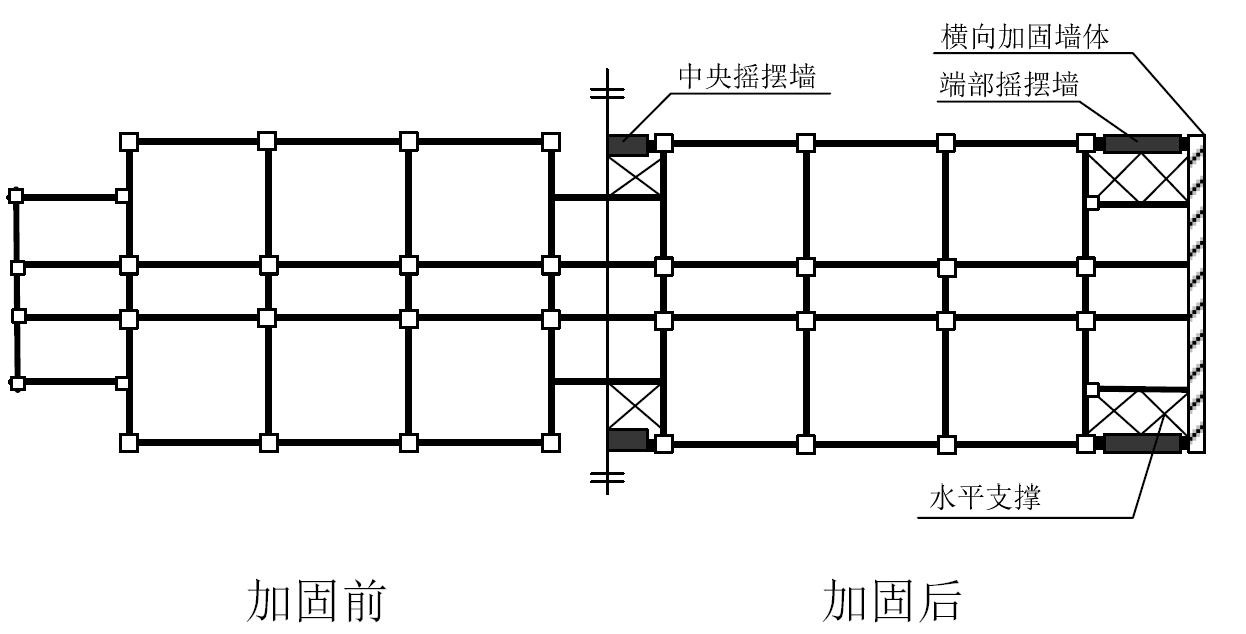 G3 教学楼的结构布置