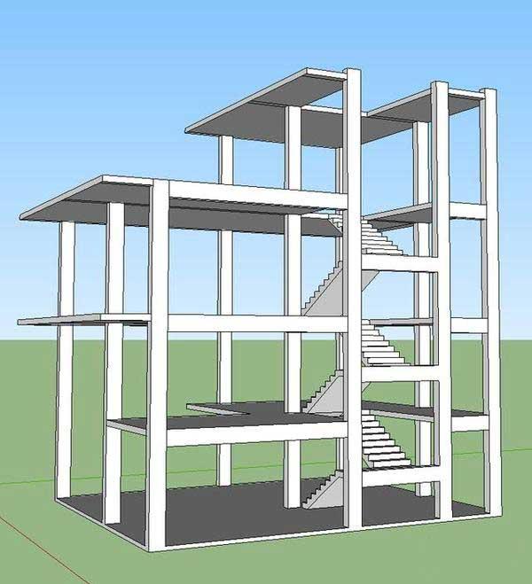 砖混结构如何加固?
