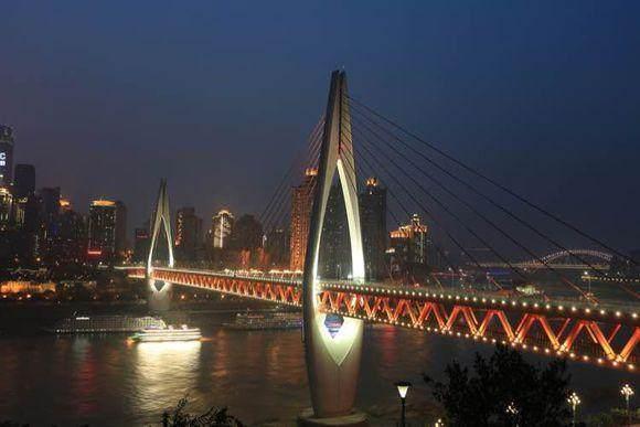 东水门长江大桥