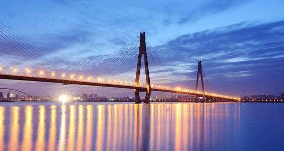 武汉二七长江大桥