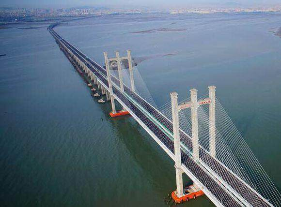 泉州湾跨海大桥