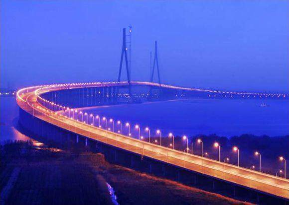苏通长江大桥