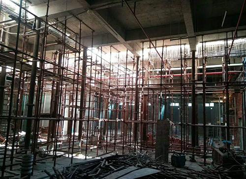 钢结构厂房jrs直播吧 官网施工全过程中的质量管理