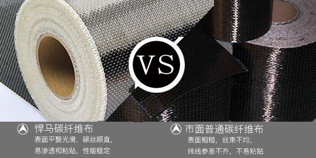 碳纤维布在施工的过程中需要注意哪些?