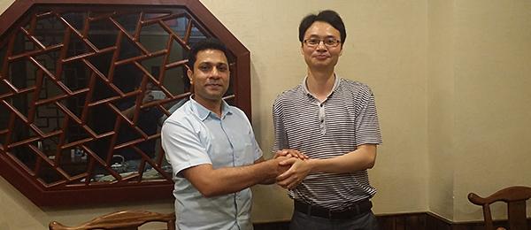 孟加拉国客户