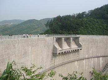 双江水库大坝