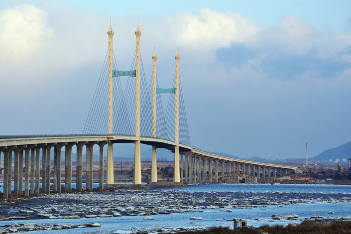 桥梁钢结构解决方案