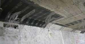 碳纤维布的剥离破坏及推迟