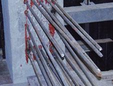 混凝土构件钢筋、螺栓种植